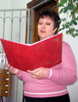 Педагог - организатор - Калитвенцева Лариса Анатольевна